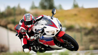 Honda Fireblade 1 - Best superbikes