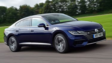 Used Volkswagen Arteon - front tracking