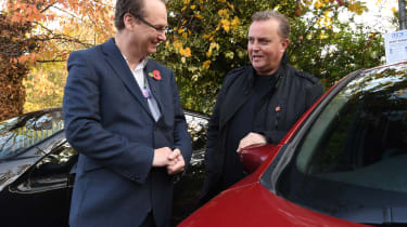 nissan leaf long termer competition winner