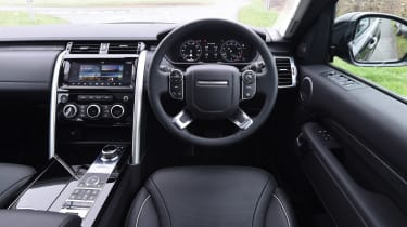 Land Rover Discovery HSE Si6 - dash