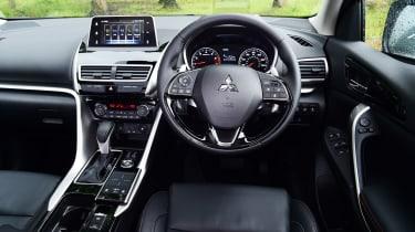 Mitsubishi Eclipse Cross Black Connected - dash