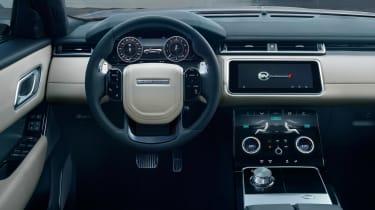 Range Rover Velar SVAutobiography - dash