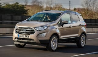 Ford EcoSport - front