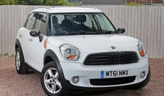Used MINI Countryman - front