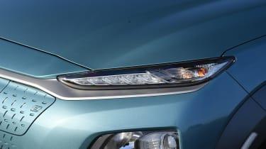 Hyundai Kona Electric - headlight