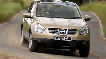 Nissan Qashqai dCi 4WD Tekna