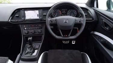 SEAT Leon Cupra 290 - dash