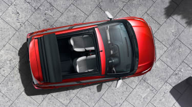 Citroen C1 Urban Ride - above