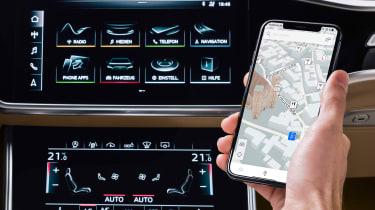 Audi A6 - app