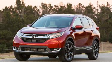 New Honda CR-V - front static