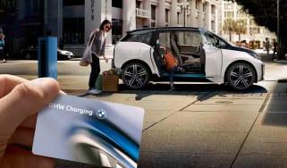 BMW charging scheme