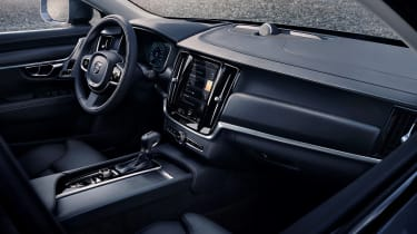 Volvo V90 Cross Country - official interior