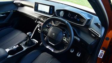 Peugeot 2008 - cabin