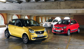 Smart ForFour vs rivals - header