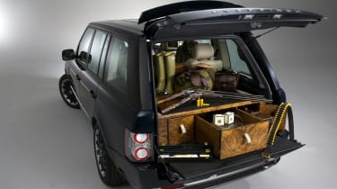 Weird car special editions - Holland & Holland Range Rover