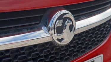 Used Vauxhall Adam - Vauxhall badge