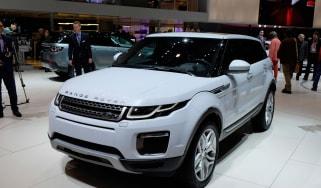 Range Rover Evoque at Geneva2