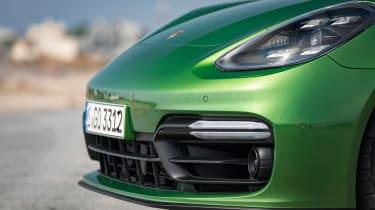 Porsche Panamera GTS - front detail