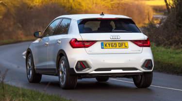 Audi A1 Citycarver - rear action