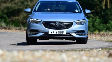 Vauxhall Insignia Grand Sport 2017 1.5 Turbo nose