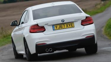 BMW 2 Series - rear