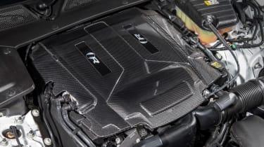 Jaguar XJR - engine