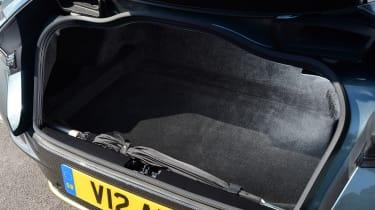 Aston Martin DB11 AMR - boot