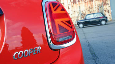 MINI Cooper 5dr - rear light