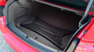 New Audi A4 2016 boot