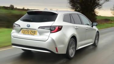 Toyota Corolla Touring - rear