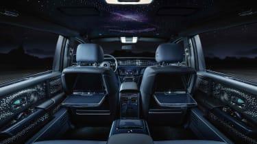 Rolls-Royce Phantom Tempus - interior