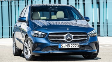 Mercedes B-Class - front static