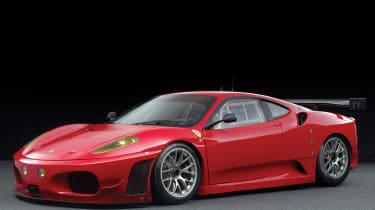RM Sotheby's 2017 Paris auction - 2008 Ferrari F430 GTC front