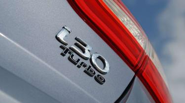 Hyundai i30 Turbo - badge