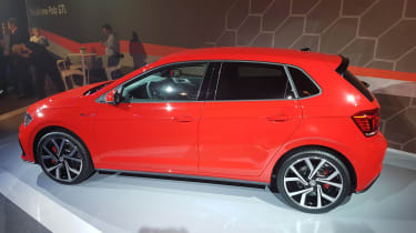 Volkswagen Polo GTI - reveal side