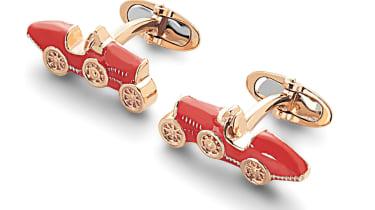 Dream Christmas gifts for petrolheads 2017 - cufflinks