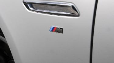 BMW 520d side light
