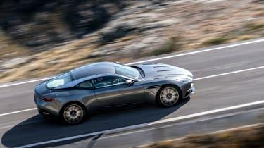 Aston Martin DB11 - above