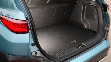 Hyundai Kona electric boot space