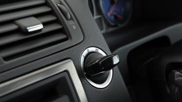 Used Volvo S40 - key