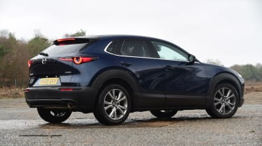 Mazda CX-30 - rear static
