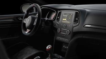 Renault Megane Renaultsport Trophy-R interior