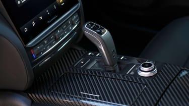 Maserati Quattroporte Trofeo - centre console