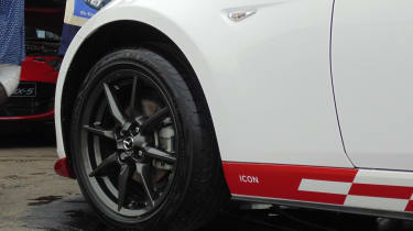 Mazda MX-5 Icon - wheel detail