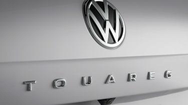 Volkswagen Touareg - badge