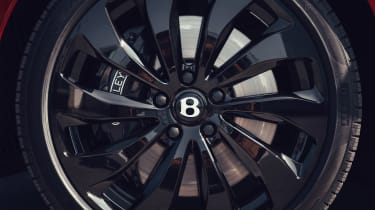 Bentley Flying Spur V8 - wheel