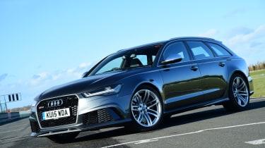 Audi RS6 - static