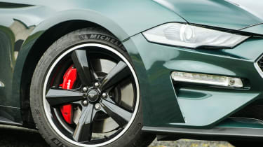 ford mustang bullitt alloy wheel