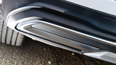 Audi Q5 40 TDI - exhausts