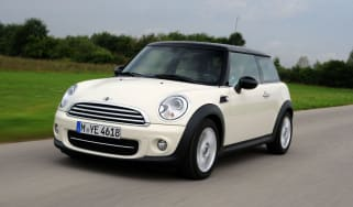 MINI Cooper D facelift